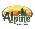 Christian camp logo design