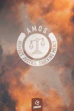 Bible study, book of Amos, cover design