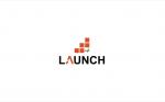 original logo for Launch