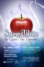 Poster design for Snow White